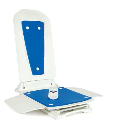 Amazon.com_ Bathmaster Deltis XL Bath Lift with Blue Cover, Premium Charger and