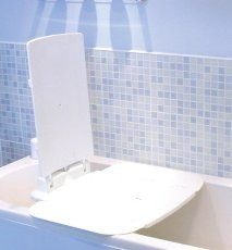 Aquajoy Premier Plus Reclining Bathlift