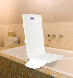 Drive Medical Aquajoy Saver Bathlift, White